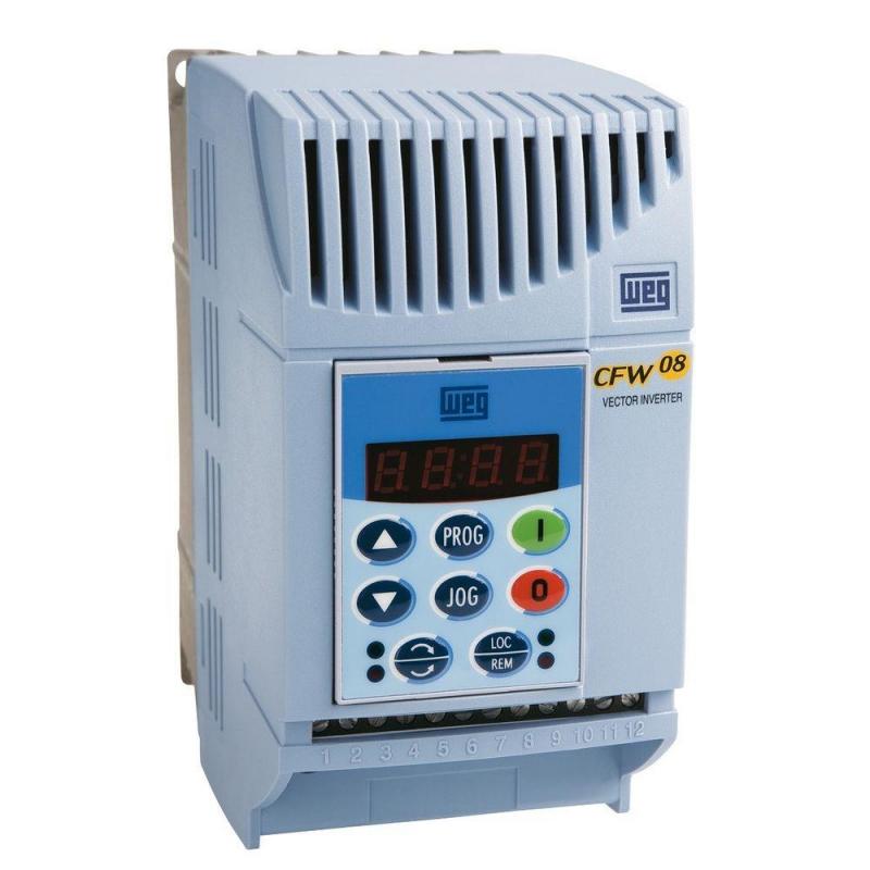Inversor de Frequência 3cv Melhor Preço Alto da Boa Vista - Inversor de Frequência Weg Cfw11