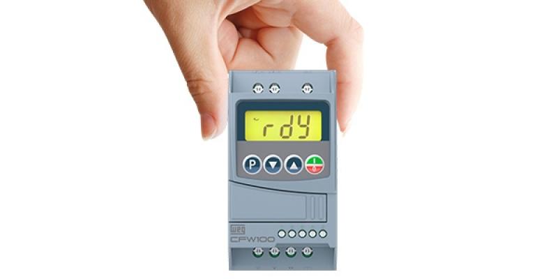 Inversor de Frequência Cfw100 Weg Melhor Preço Chácara Inglesa - Inversor de Frequência Weg Cfw11