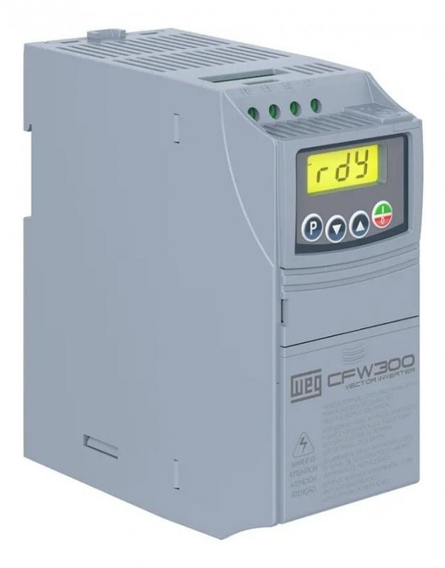 Inversor Frequência Weg Cfw300 Melhor Preço Itaim Bibi - Inversor de Frequência Weg Cfw11