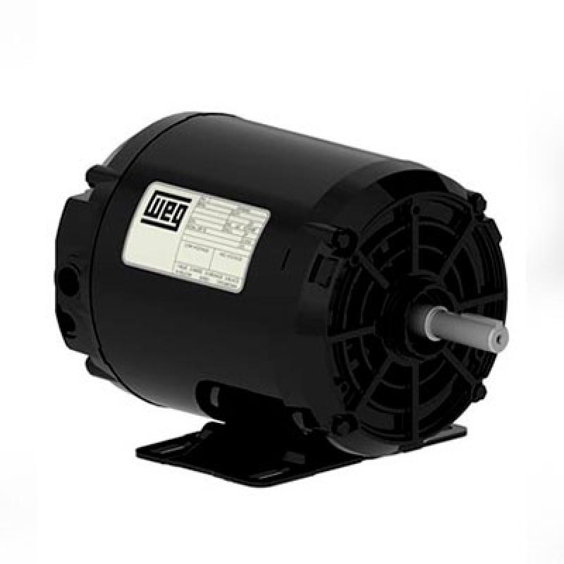 Motor Assíncrono Monofásico Valor Mairinque - Motor Elétrico Trifásico Assíncrono