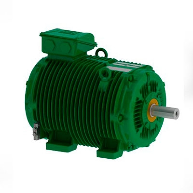 Motor Assíncrono Rotor Bobinado Valor Jardim América - Motor Assíncrono Trifásico