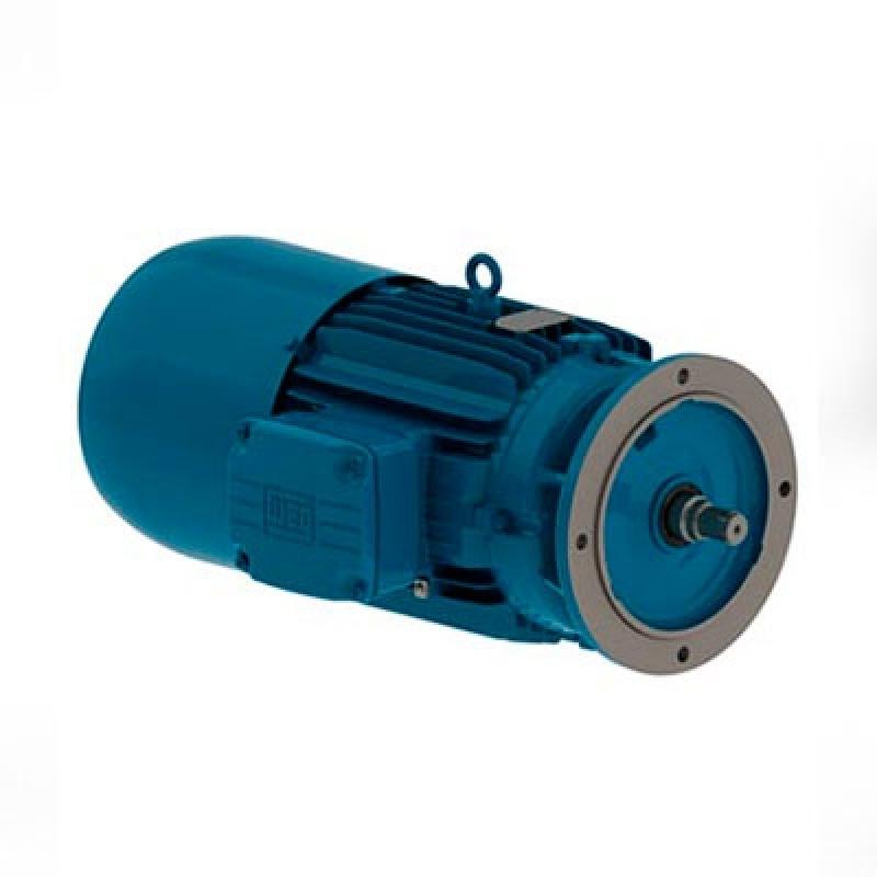 Motor Assíncrono Trifásico Weg Diadema - Motor de Indução Assíncrono Trifásico