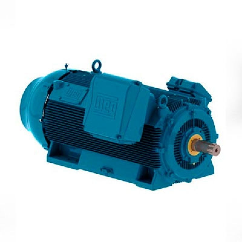 Motor Assíncrono Weg Valor Piracicaba - Motor Assíncrono Rotor Bobinado