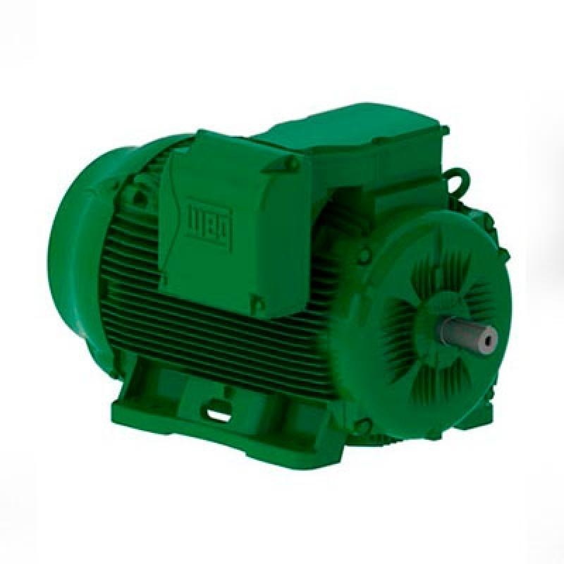 Motor Weg Assíncrono Trifásico Sacomã - Motor de Indução Assíncrono Trifásico