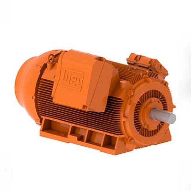 Onde Compro Motor Trifásico Assíncrono Porto Feliz - Motor de Indução Assíncrono Trifásico