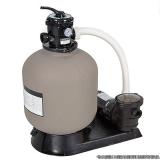 bomba de filtro para piscina Mendonça